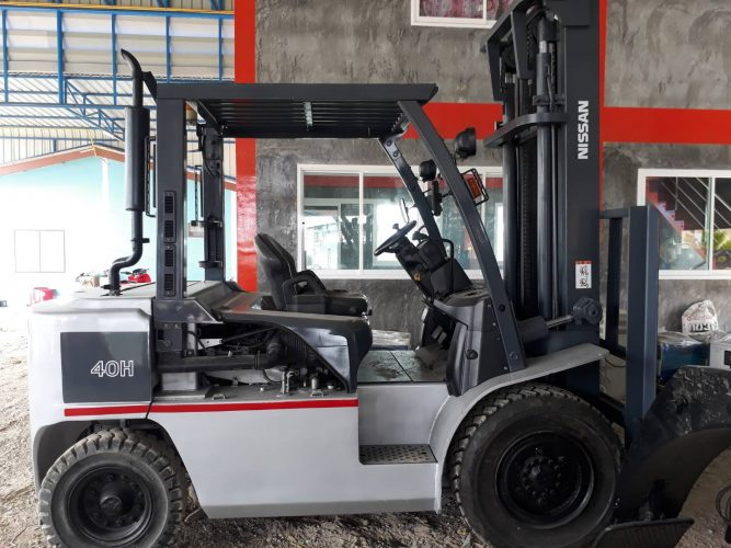บริษัท เอ็น.เค.โฟร์คลิฟท์ อะไหล่ แอนด์ เซอร์วิส จำกัด รถโฟคลิฟ รถโฟล์คลิฟท์ Forklift